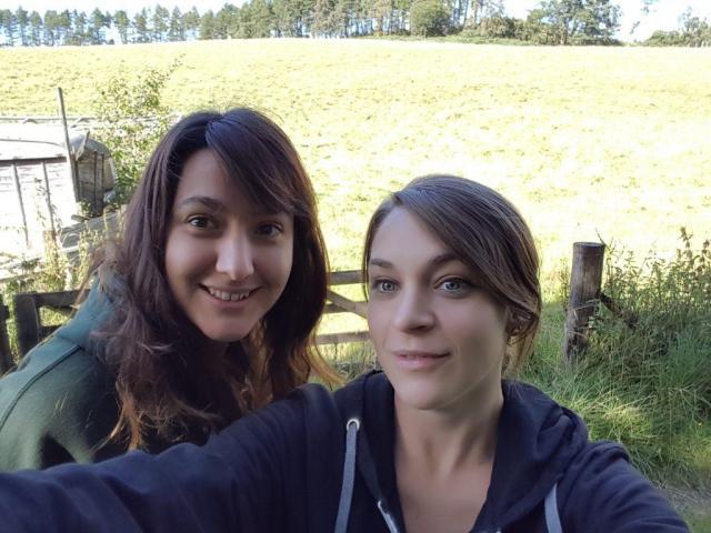 Aurélie et moi par Aurélie