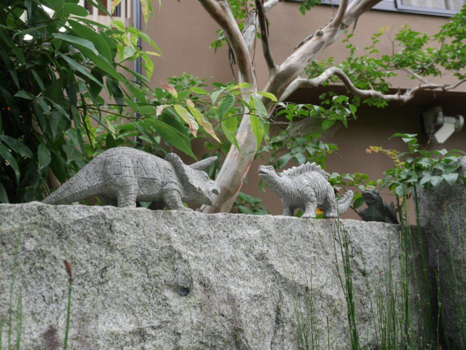 Je parie sur le stegosaure