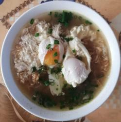 The magical noodle soup! (taken by Aurélie)