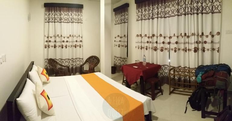 Chambre à Harry's inn, très cosy