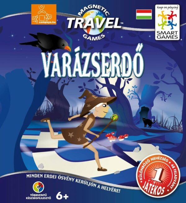 Magnetic Travel Varazserdo