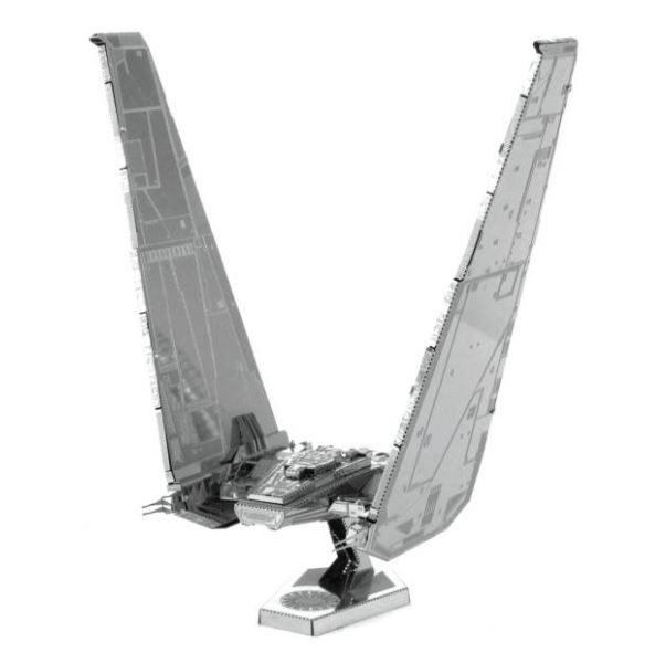 Metal Earth Star Wars Kylo Rens Command Shuttle ursiklo
