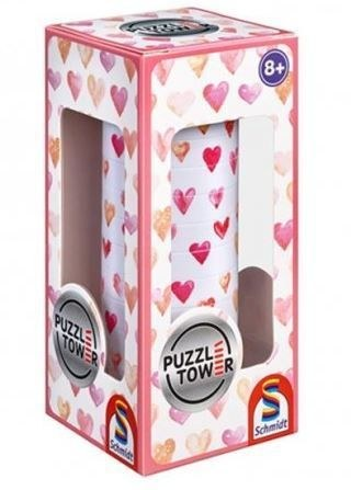 Puzzle Tower Kirako torony Hearts
