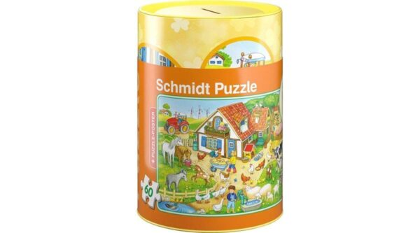 Schmidt Puzzle Farm 100 db puzzle Persellyel
