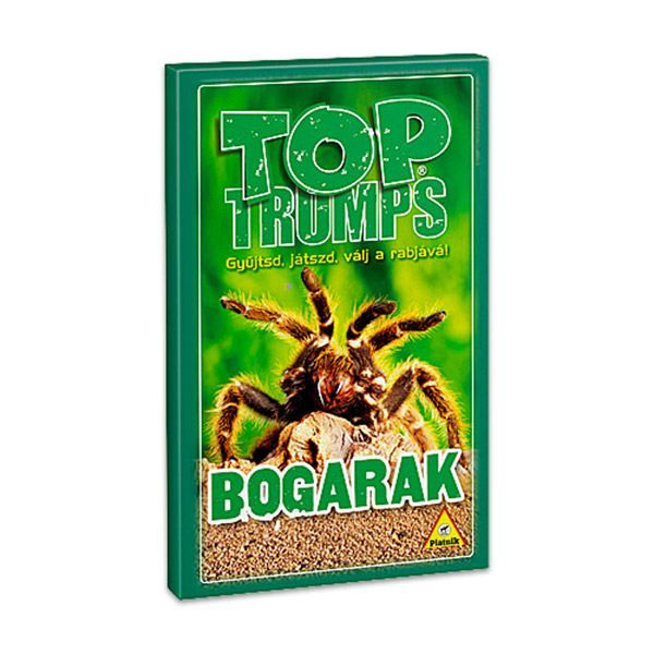 Top trumps Bogarak