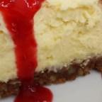 White Chocolate Key Lime Cheesecake