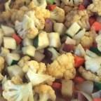 Cauliflower and Potato Stir-Fry – East Indian Recipe