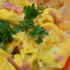Sharon's Egg and Ham Scramble