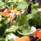 Simple Herb Salad Mix