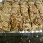 Allie's BIL's Thanksgiving or Celebration Ground Turkey Meatloaf