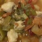 Shrimp and Catfish Gumbo