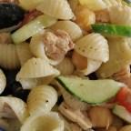Tuna Antipasto Salad Bowl