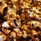 Caramel Chocolate Corn