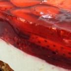 Judy's Strawberry Pretzel Salad