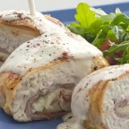 Healthier Chicken Cordon Bleu II