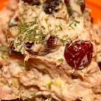 Tuna Salad with Cranberries