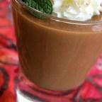 Brazilian Style Chocolate Pudding