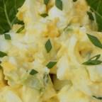 A Healthy Egg Salad
