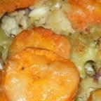 Cauliflower Hamburger Casserole