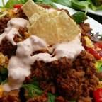 Lazy Katie's Taco Salad