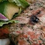 Honey Mustard-Soy Salmon