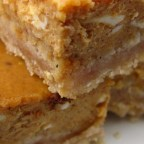 Yummy Pumpkin Cheesecake Bars