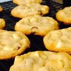 Cinnamon White Chocolate Cookies