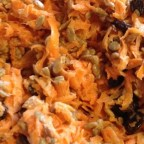 Thanksgiving Carrot Salad