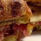 The Ultimate Apple Cinnamon Grilled Cheese Sandwich