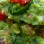 Traditional Mexican Guacamole