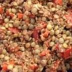 Crunch's Lentil Salad
