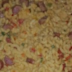 Sausage and Macaroni Bake