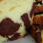 Light Marble Pound Cake