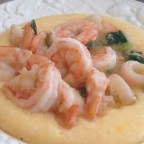 Momma's Shrimp and Cheese Grits