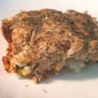 Sensational Salmon Loaf