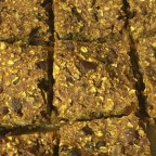 Vegan Coconut-Oat Bars