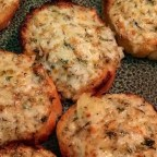 Asiago Toasted Cheese Puffs