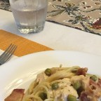 Loaded Chicken Carbonara