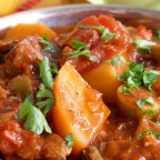 Slow Cooker Spanish Beef Stew