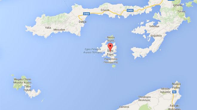 La chasse turque en quête de mystérieux bateaux près des eaux grecques