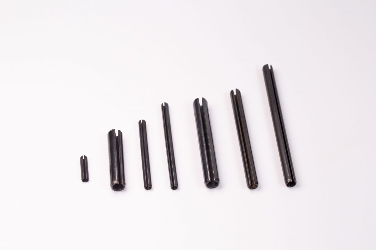 Spring Pin | Roll Pin (carbon steel) | JunHai professional global supplier Taiwan Micro