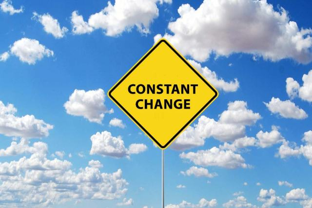 Captives of Constant Change