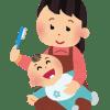 赤ちゃんの舌や粘膜が白くなる2つの原因。白い汚れが取れないときは要注意!
