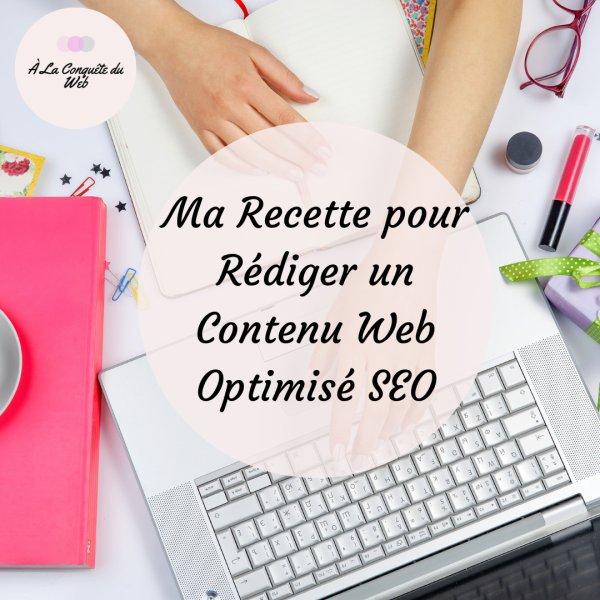 rediger contenu web optimise seo