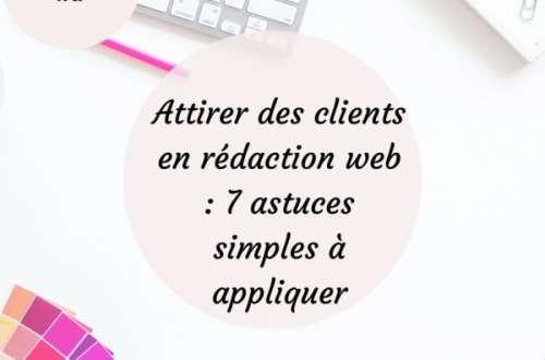 Attirer des clients en rédaction web