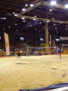 salon nautique paris expo porte versailles beach tennis volley handball