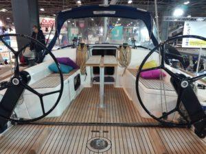 salon nautique paris expo porte versailles dufour 36