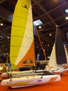 salon nautique paris expo porte versailles hobie cat bahia