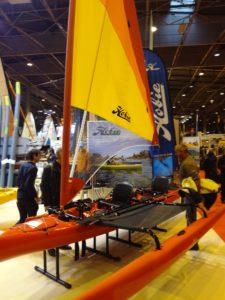 salon nautique paris expo porte versailles hobie kayak catamaran