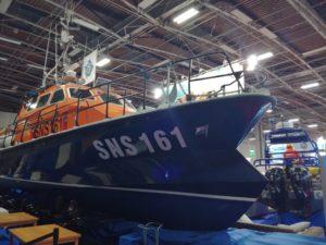 salon nautique paris expo porte versailles snsm societe nationale sauvetage en mer